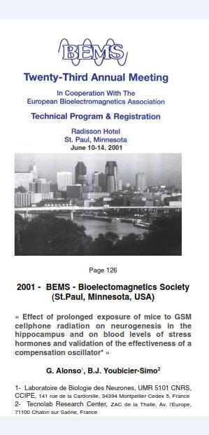 BEMS 2001